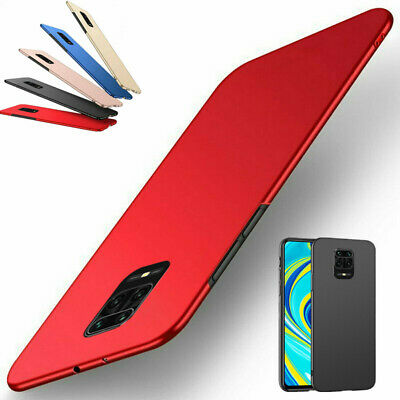 For Xiaomi Redmi Note 4 5 Plus Luxury Ultra-thin Slim Matte Hard Back Case Cover