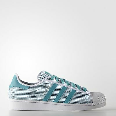 New adidas Originals Superstar adiColor Shoes S76503 Men's White Sneakers