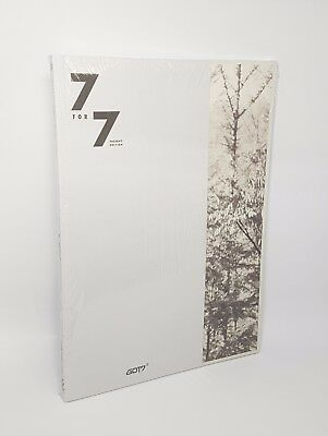 GOT7 7 for 7 [PRESENT EDITION] STARRY HOUR CD+88p Booklet+Photocard+Lyrics Book