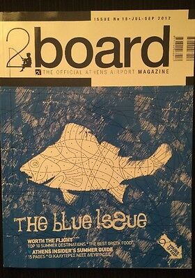 2board The Official Athens Airport Magazine Jul-Sep 2012