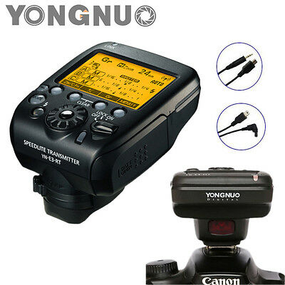 Yongnuo YN-E3-RT TTL Speedlite Wireless Transmitter for Canon as ST-E3-RT