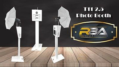 T11 2.5 Photo Booth Social Media System