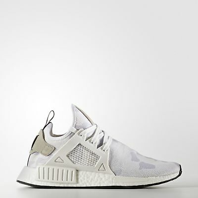 adidas NMD_XR1 Shoes Men's White