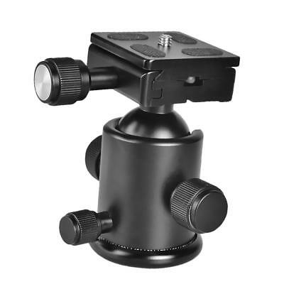 Professional Camera KS-1 Tripod Ball Head with Quick Release Plate Ball Head