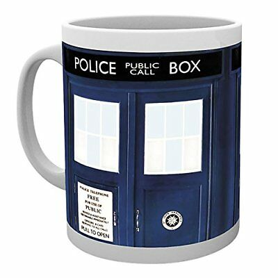 Doctor Who Tardis Dr Who TV Sci Fi Cup Tea Coffee Mug Mugs