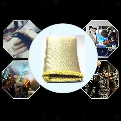 TIG Finger Weld Welding Gloves Heat Shield Cover Guard Safety Protection