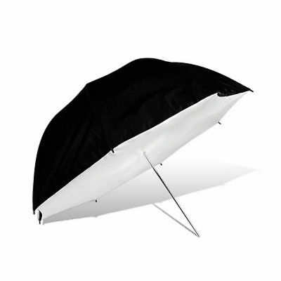 "Studio Photo Studio B/W Premium Brolly Umbrella Reflector 40"" Soft Box"
