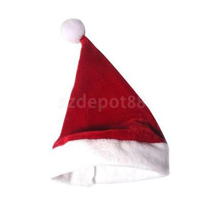 1/6 Scale BJD Christmas Santa Claus Hat for Dollfie AOD DOD DIM Dollmore