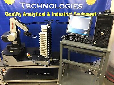 Thermo Scientific F01064 CRS Catalyst 5 Express Robot Lab Microplate Arm w/ PC