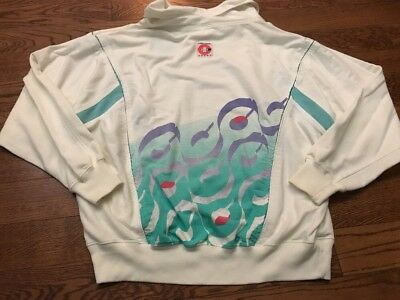Vintage Nike Challenge Court Pullover Sweater - Large