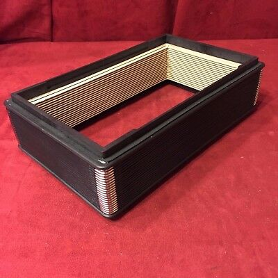 "New Hohner Panther Accordion Repair Part - Bellows 11.75"" x 7"" x 3"""
