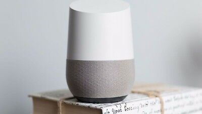 Google Home Hands-Free Personal Assistant - Brand new - White
