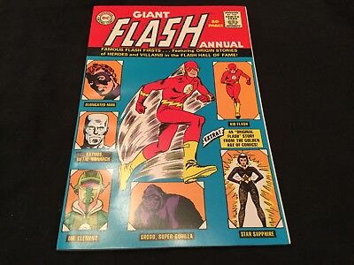 The Flash Annual #1 DC Comics Replica ED 2001 A+ Mint Condition