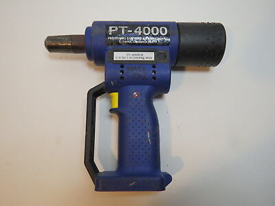 FSI PT-4000  Cordless Blind Riveter Gesipa Accubird Cherymax Tested