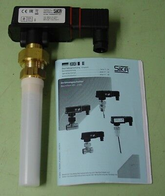 Sika VHS06 Flow Switch VHS06M2P971Z21