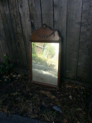 Antique Hanging Wall Mirror