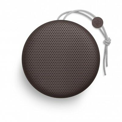 B&O Play by Bang & Olufsen Beoplay A1 Portable Bluetooth Speaker Umber