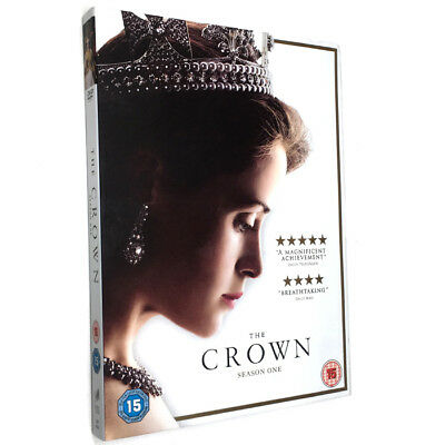 The Crown Season 1 UK Region 2 Brand New and Sealed Free P&P!!!