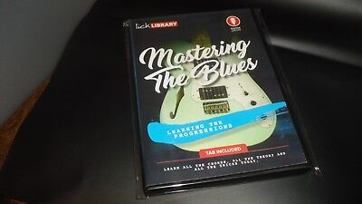 Lick Library - Mastering the Blues