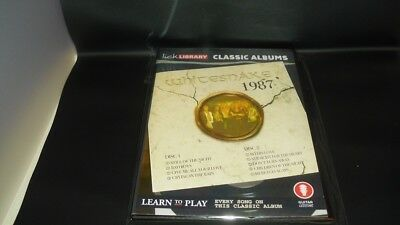 Lick Library Classic Albums - Whitesnake 1987 - 2 DVDs