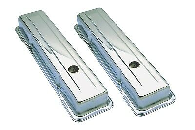 Trans-Dapt Performance Products 9216 Chrome Plated Steel Valve Cover