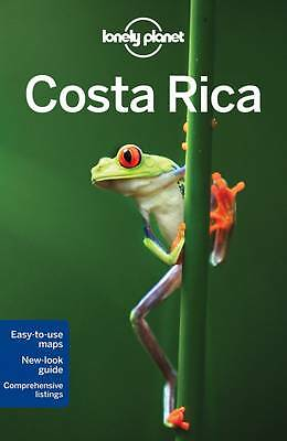 Lonely Planet Costa Rica (Travel Guide) [Paperback]