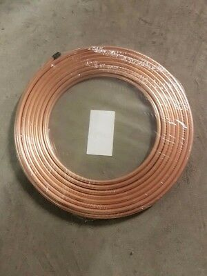 "Lawton 3/8"" 30 metres Copper Tube Pipe HVAC Air conditioning  Refrigeration"