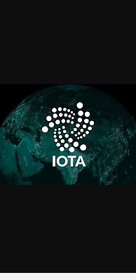 IOTA Cryptocurrency 999i (999 i IOTAS) sent to your Wallet FAST