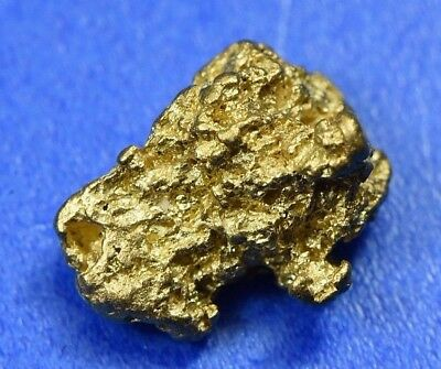 #790 Natural Gold Nugget Australian 1.49 Grams Genuine