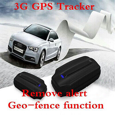 Portable 3G GPS Vehicle Live Tracker Real Time Car Tracking Magnetic Device