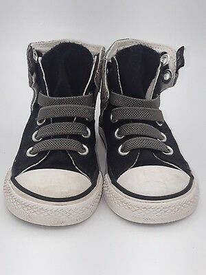 Converse Chuck Taylor All Star Little Kids Shoes High Top Size 5 Color Black