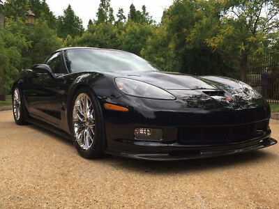 2010 Chevrolet Corvette ZR1 Coupe 2-Door Zr1 7k low mile free shipping warranty clean carfax 2 owner supercharged muscle