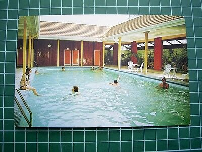 1970's POSTCARD - Large Pool POLYNESIAN POOLS - ROTORUA - NEW ZEALAND - USED