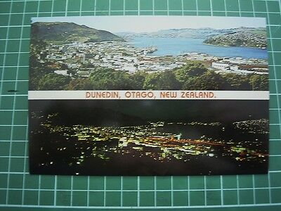 1980's  POSTCARD - views of DUNEDIN - OTAGO - NEW ZEALAND  ColorView DO9179 NEW