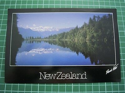 1980's David Kerr Collection POSTCARD - LAKE MATHESON - NEW ZEALAND - NEW