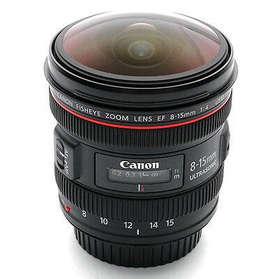 (NEW other) CANON EF8-15mm F4L Fisheye USM (EF 8-15mm F4L) Ultra-Wide Zoom*Offer