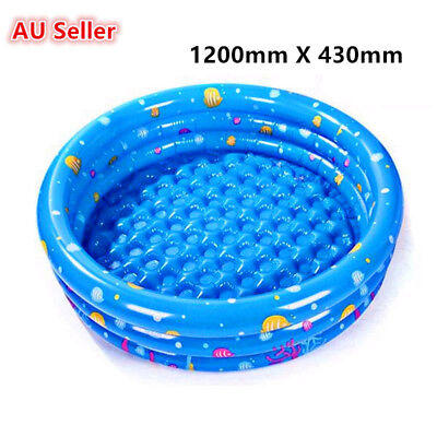 Inflatable Swimming Pool Trinuclear Piscina Paddling pool Portable Outdoor Basin