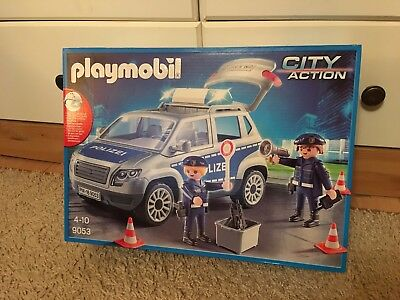 playmobil 5187 polizei truck mit schnellboot neu eur 1 55 picclick it. Black Bedroom Furniture Sets. Home Design Ideas