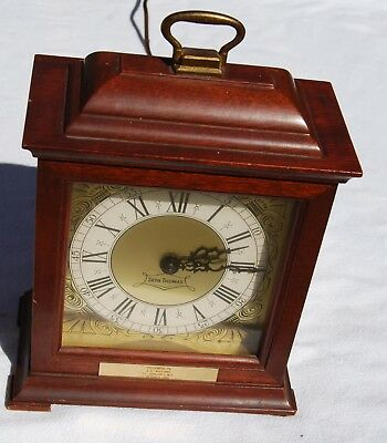 Vintage 1969 Seth Thomas Carriage Clock - NOT WORKING - Germany