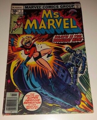 Ms Marvel #3 Buscema Ms Marvel Remembers Being Carol Danvers (S/H SPECIAL)