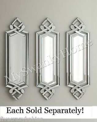Tall 36 Bijoux Diamond Wall Mirror Decor Neiman Marcus