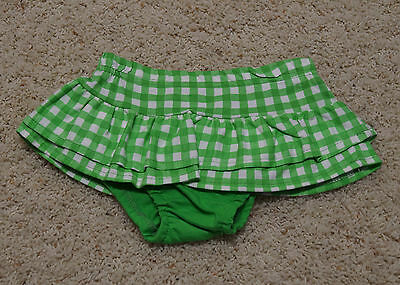 Specialty Baby Skirt in Green Plaid-Baby Girls Size 18 mo-NWT!
