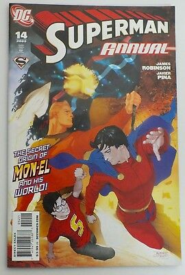 Superman - Annual - Issue # 14 - DC Comics - Dated 2009 - NM/VF (224)
