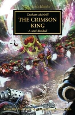 The Crimson King : 44 by Graham McNeill   9781784966195