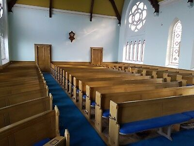Church pew's