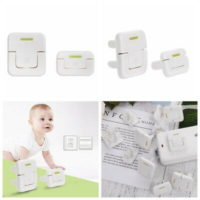 Child & Baby Proof Electrical Plug Socket Protectors Safety Inserts Covers Caps