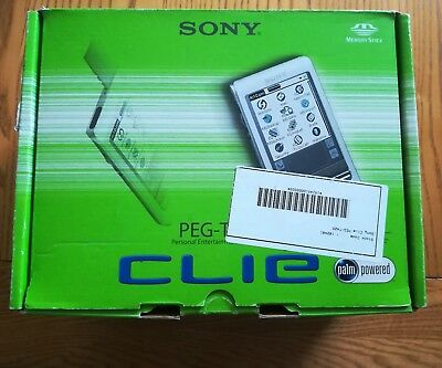 Sony Clie PEG-T425 Personal Entertainment Organiser PDA