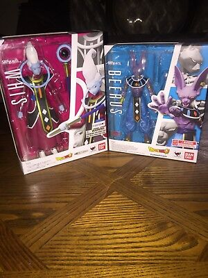 S.H Figuarts Dragon Ball Z Whis & Beerus
