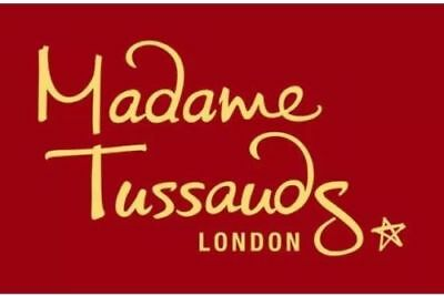 2 etickets to Madame Tussauds London book by Nov 27th visit up till March