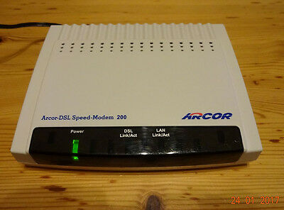 DSL Speed-Modem 200 ADSL 2+, Lucent CELL 19A-BX-AR